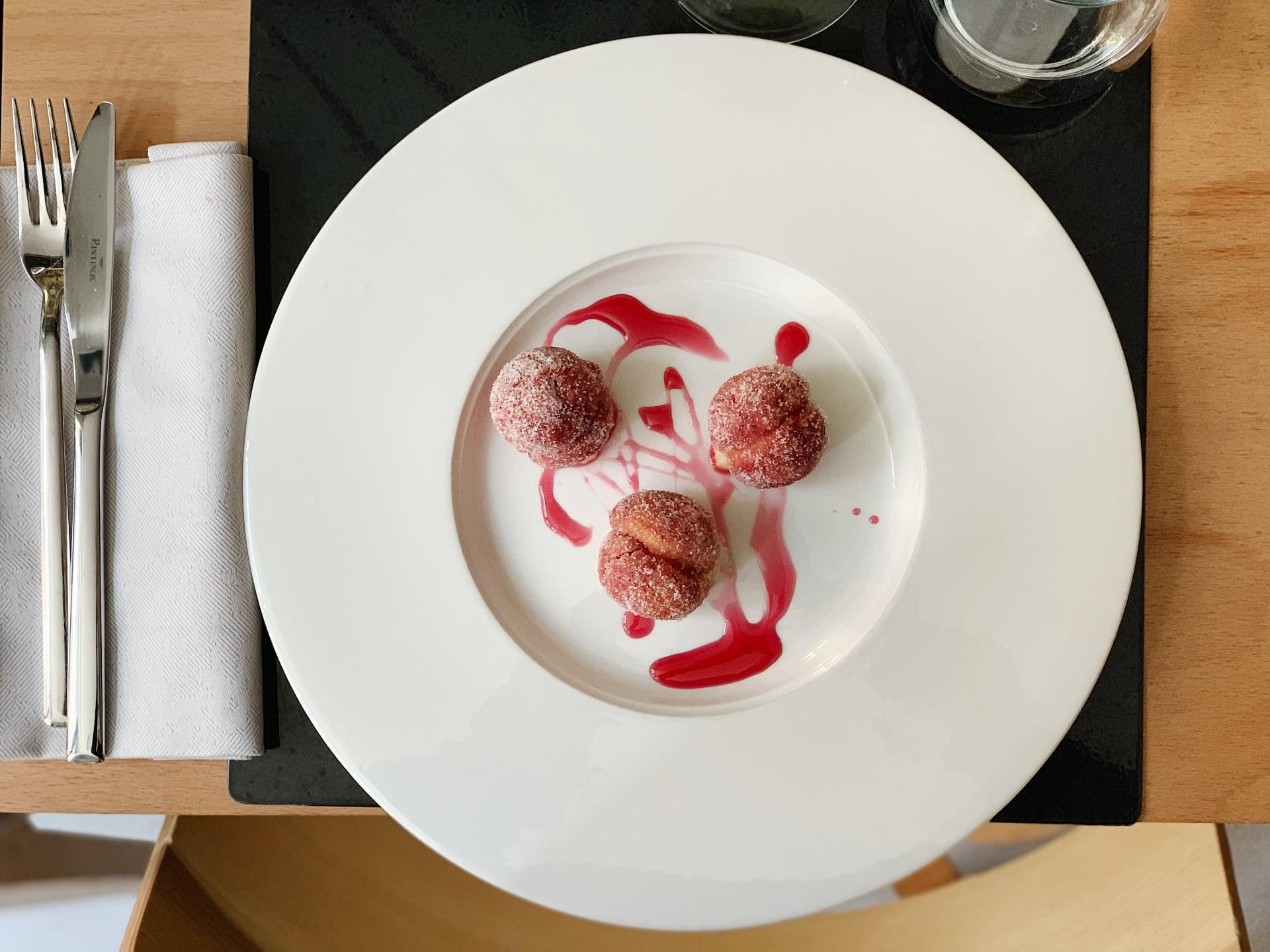 Orma Bruna's Valentine Dinner