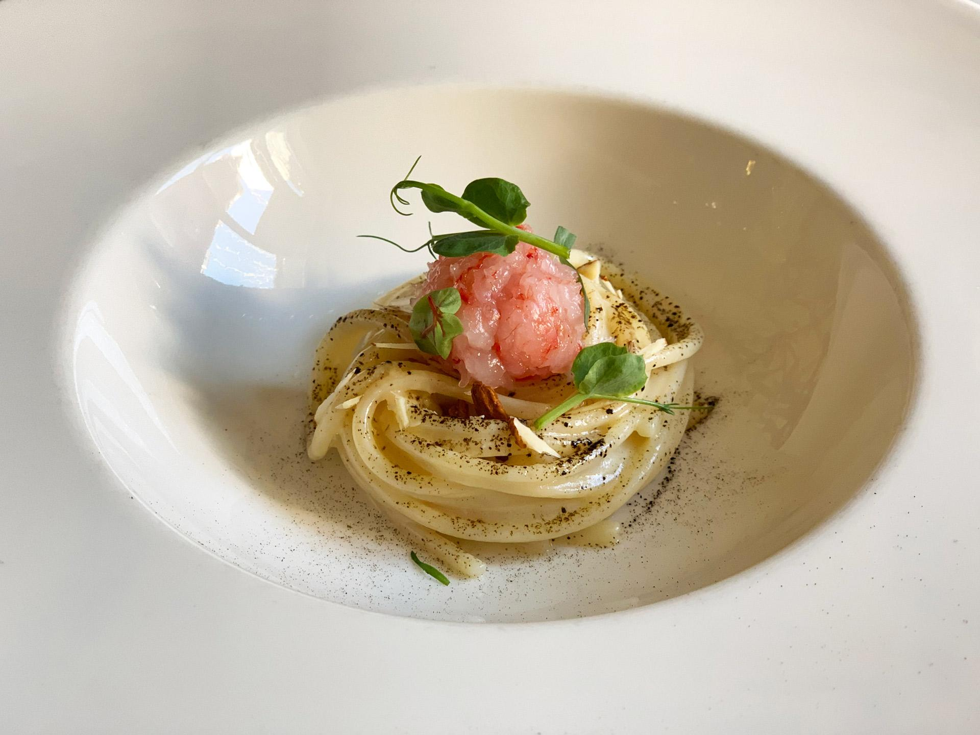 Le ricette di Orma Bruna: Spaghett'oro Verrigni